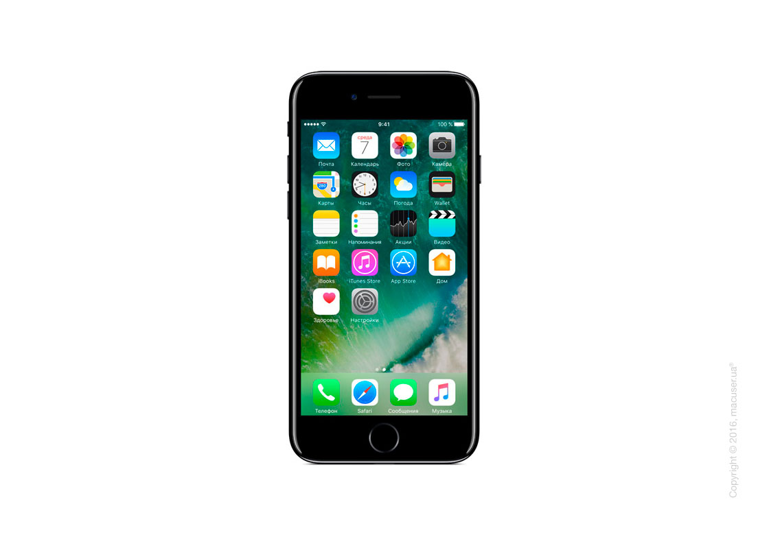 Apple iPhone 7 32GB, Jet Black
