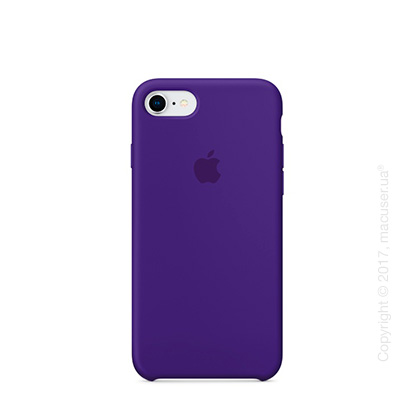 Чехол Apple iPhone 8/7 Silicone Case, Ultra Violet