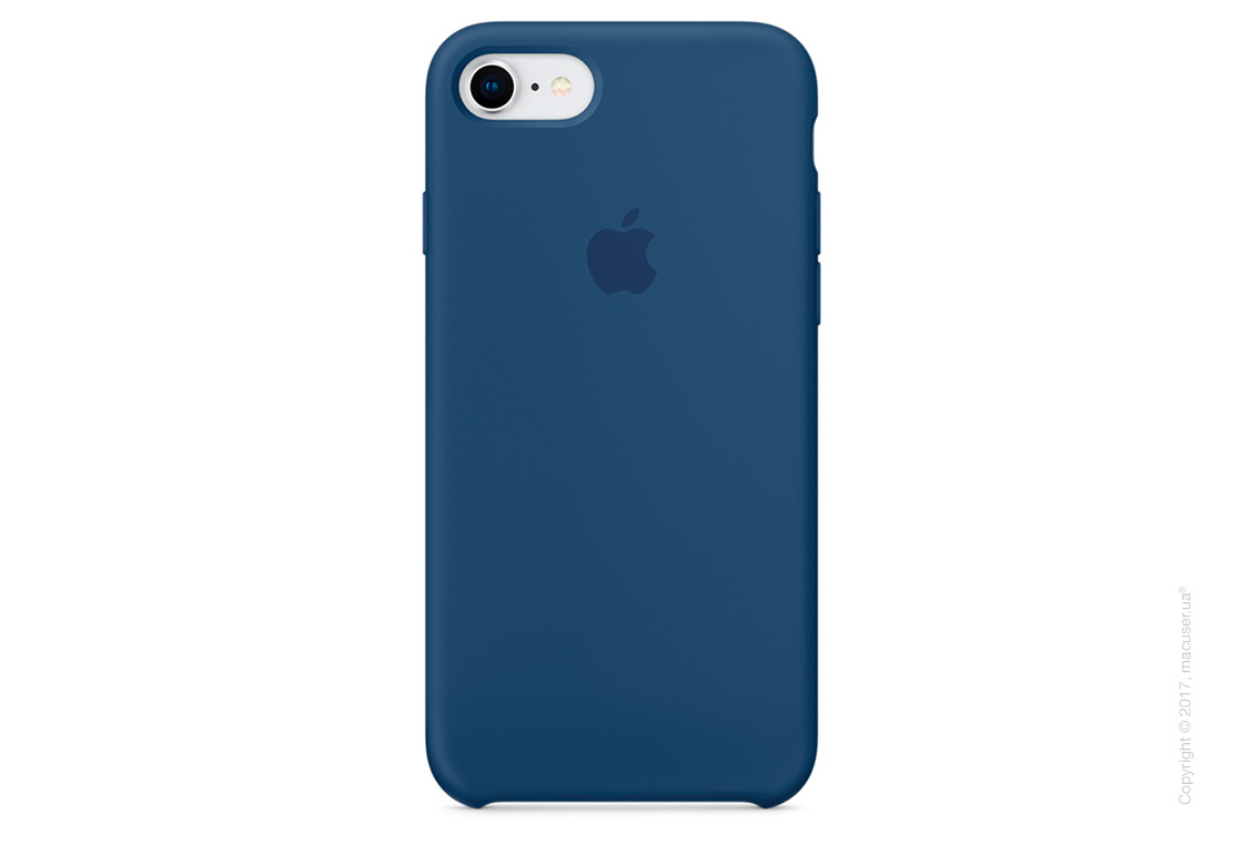 Чехол Apple iPhone 7/8 Silicone Case, Blue Cobalt
