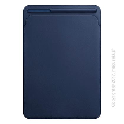 Кожаный чехол-футляр для iPad Pro 10,5 дюйма,тёмно-синий цвет New