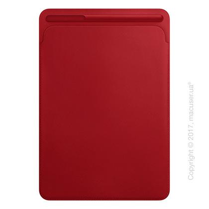 Кожаный чехол-футляр для iPad Pro 10,5 дюйма, (PRODUCT)RED
