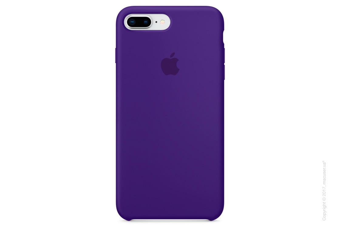 Чехол Apple iPhone 8 Plus/7 Plus Silicone Case, Ultra Violet