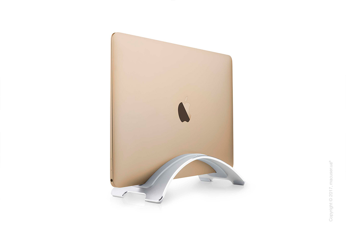 Подставка Twelve South BookArc Silver для MacBook