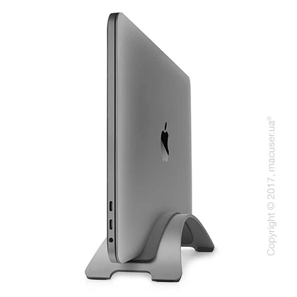 Док-станция Twelve South BookArc Space Gray для MacBook