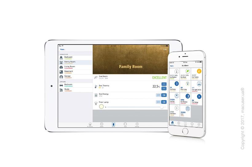 Датчик безопасности Elgato 1ED109901001 Eve Door & Window, HomeKit