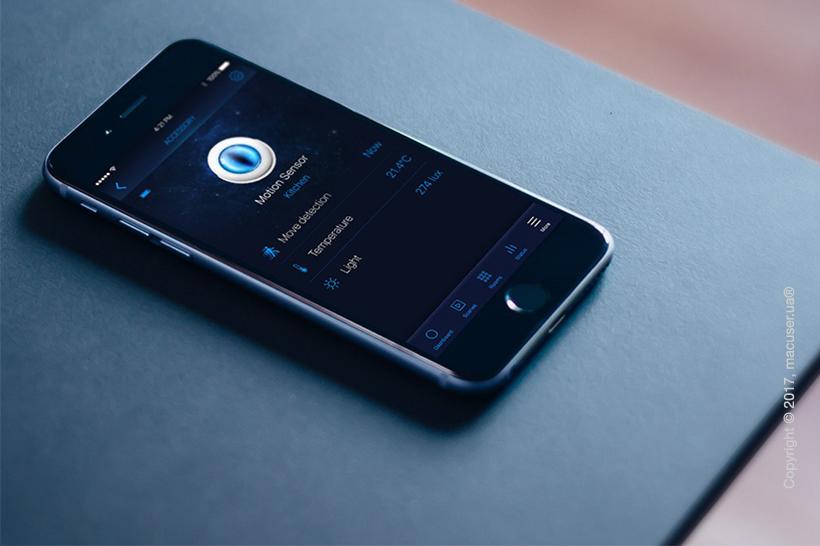 Интерактивный датчик движения Fibaro Motion Sensor