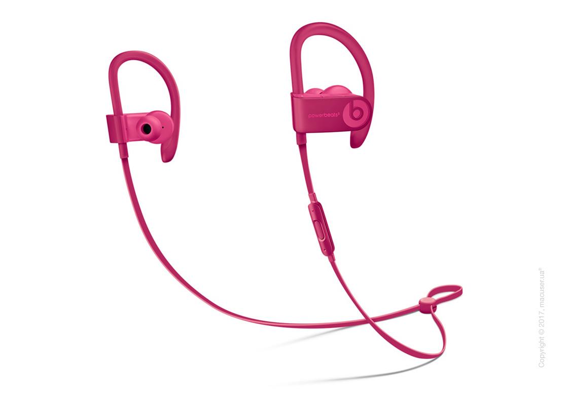 Наушники Powerbeats3 Wireless Earphones - Neighborhood Collection, Brick Red