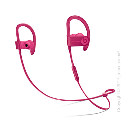 Наушники Powerbeats3 Wireless Earphones - Neighborhood Collection, Brick Red