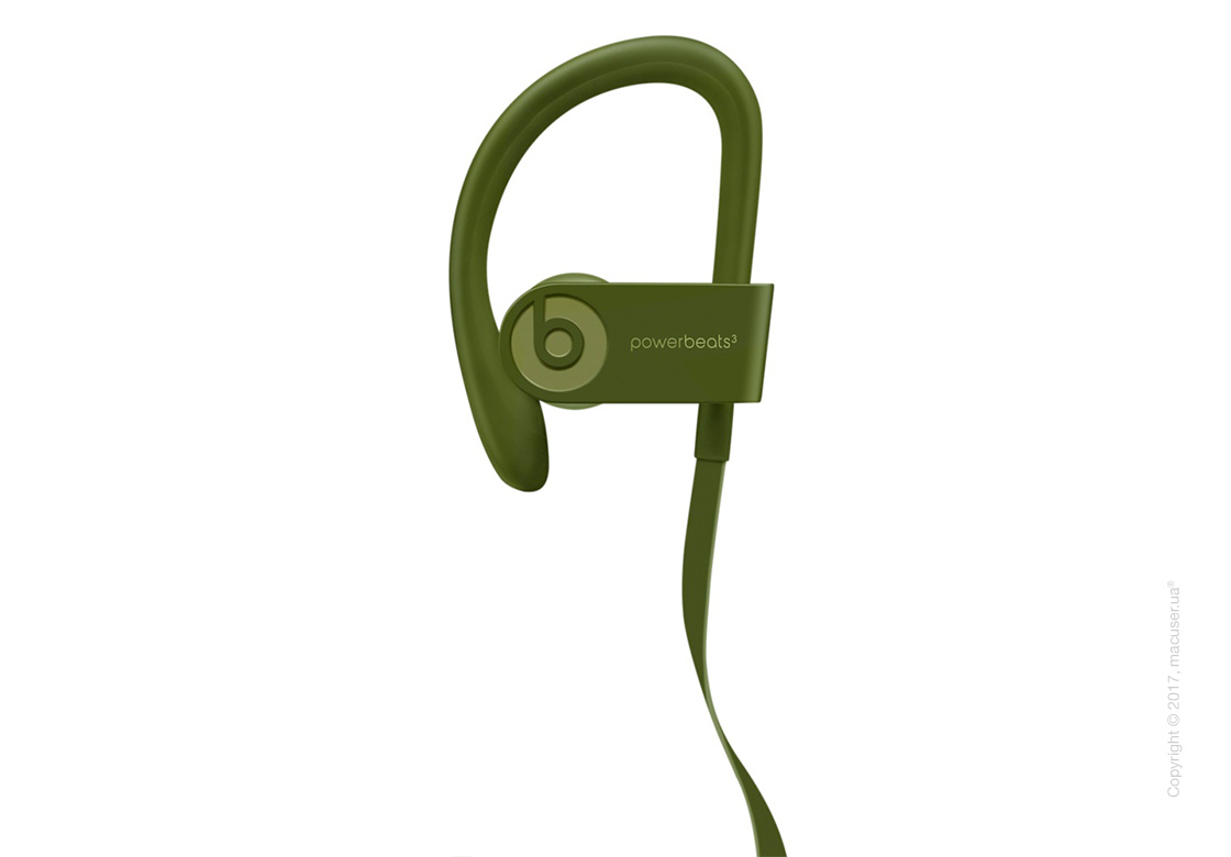 Наушники Powerbeats3 Wireless Earphones - Neighborhood Collection, Turf Green