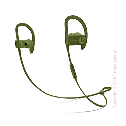 Наушники Powerbeats3 Wireless Earphones - Neighborhood Collection, Turf Green