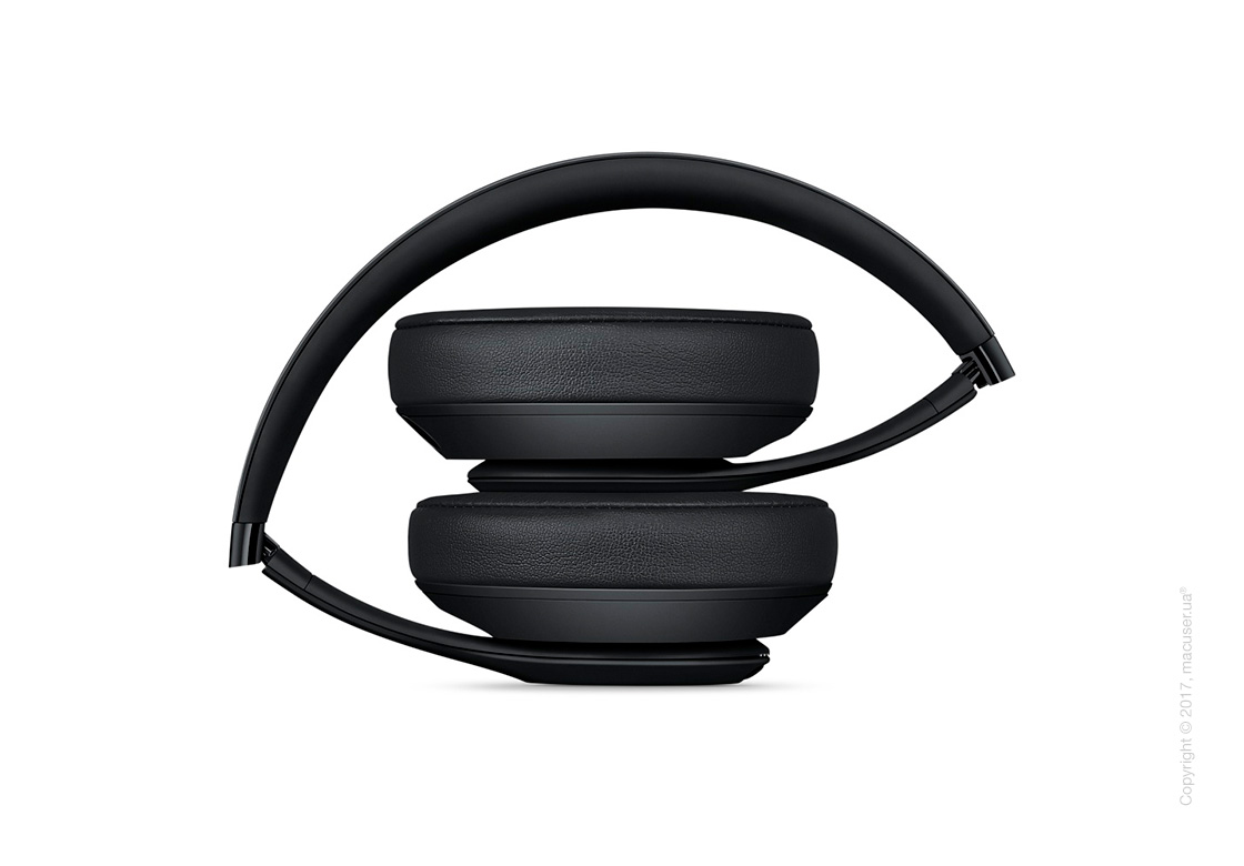 Наушники Beats Studio3 Wireless Over‑Ear Headphones, Matte Black