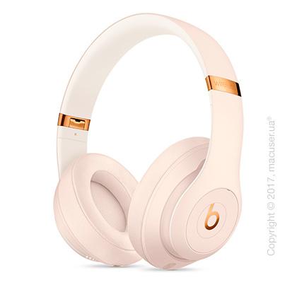Наушники Beats Studio3 Wireless Over‑Ear Headphones, Porcelain Rose