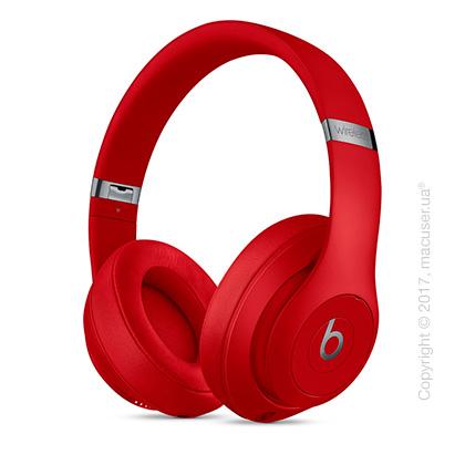 Наушники Beats Studio3 Wireless Over‑Ear Headphones, Red