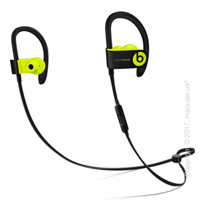 Наушники Powerbeats3 Wireless Earphones - Shock Yellow