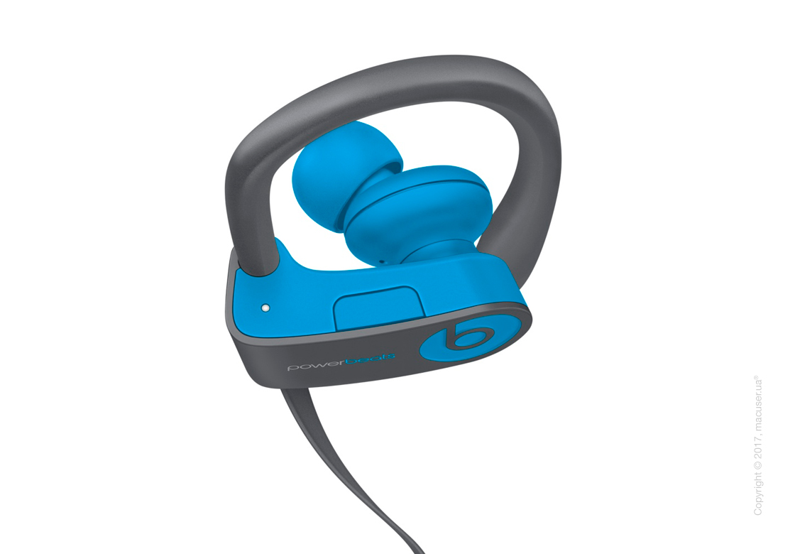 Наушники Powerbeats3 Wireless Earphones - Flash Blue