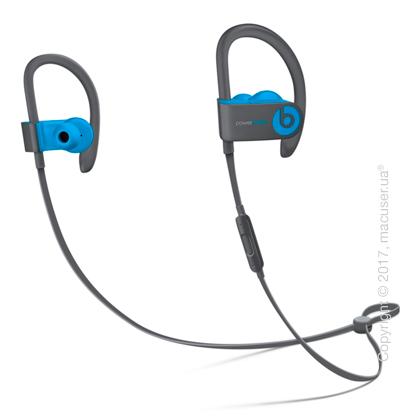 Наушники Powerbeats3 Wireless Earphones - Flash Blue