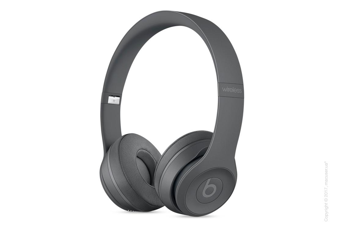 Наушники Beats Solo3 Wireless On-Ear Headphones - Neighborhood Collection - Asphalt Gray