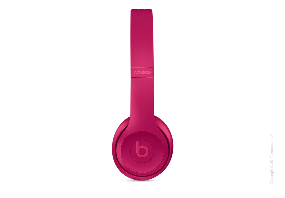 Наушники Beats Solo3 Wireless On-Ear Headphones - Neighborhood Collection - Brick Red