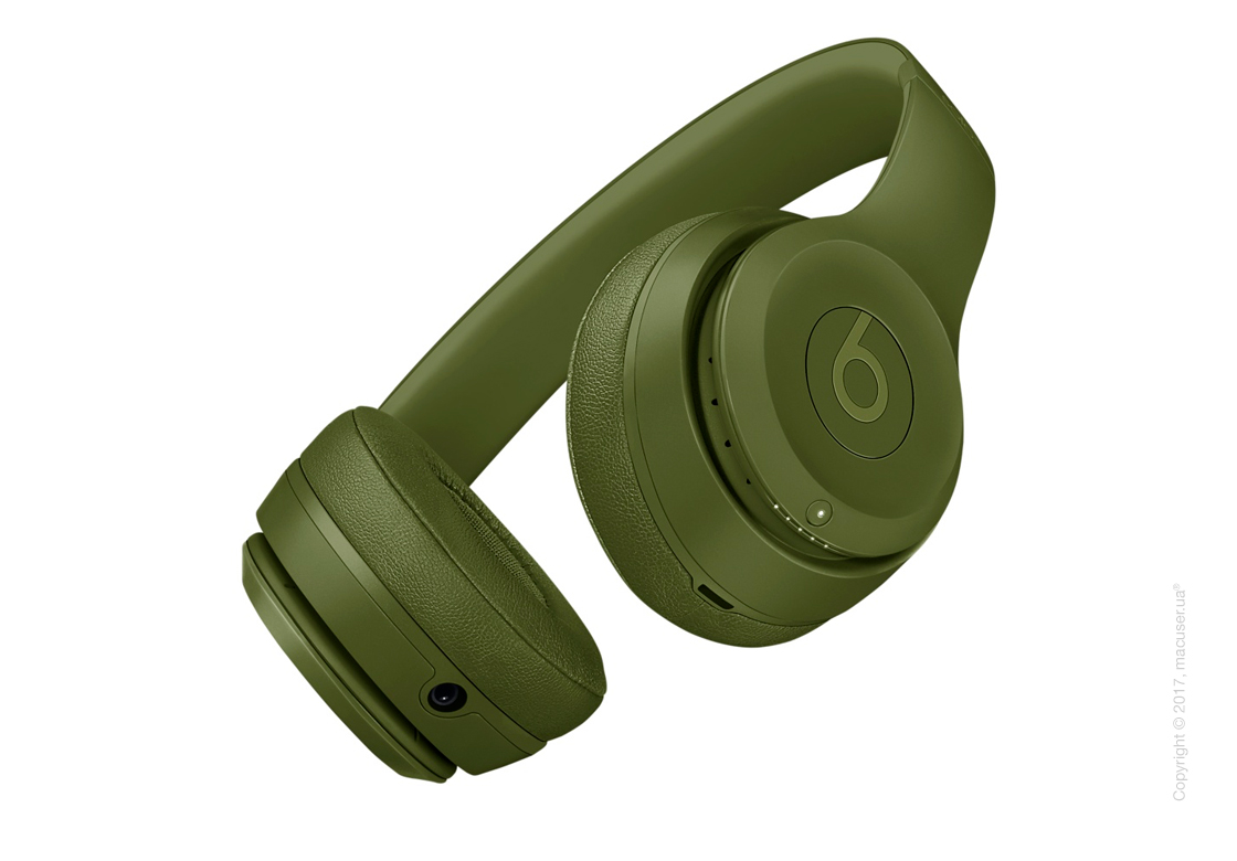 Наушники Beats Solo3 Wireless On-Ear Headphones - Neighborhood Collection - Turf Green