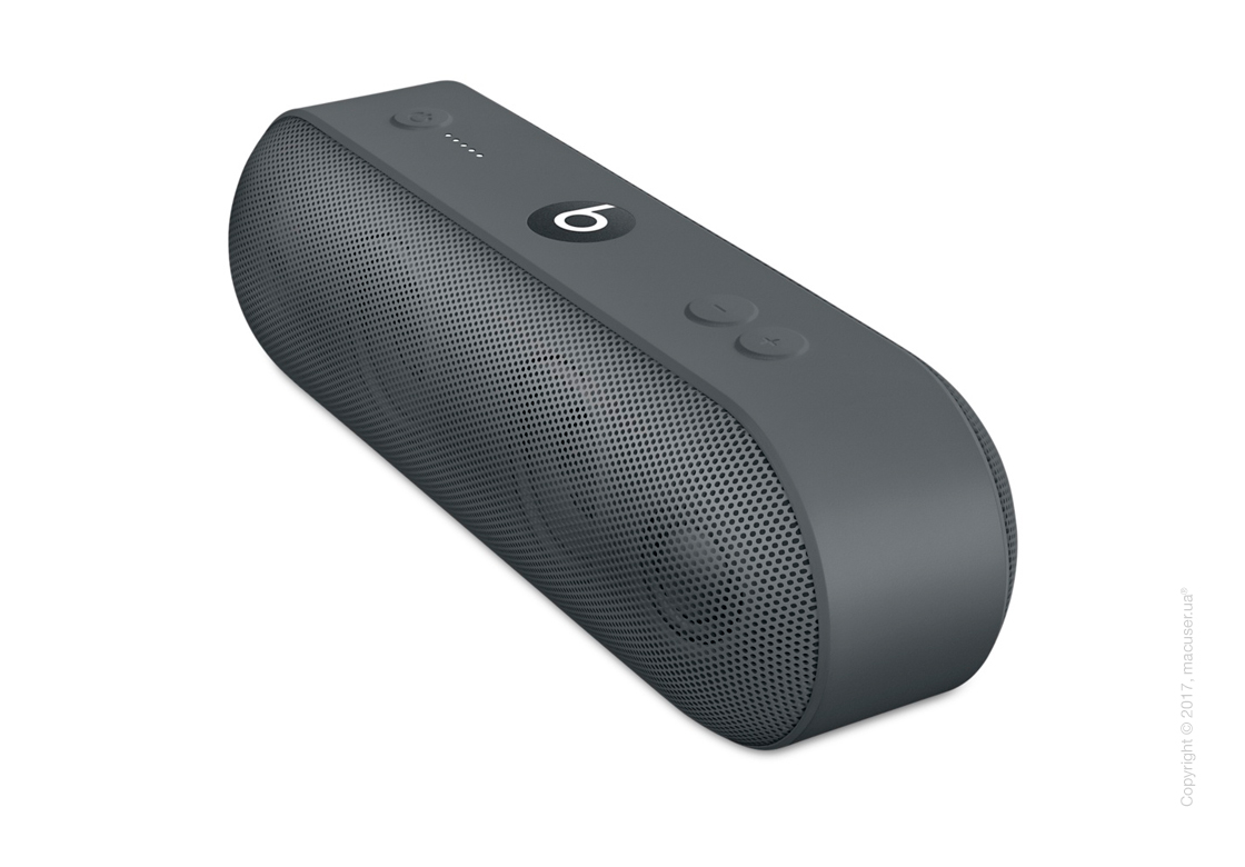 Портативная колонка Beats Pill+ Speaker - Neighborhood Collection - Asphalt Gray