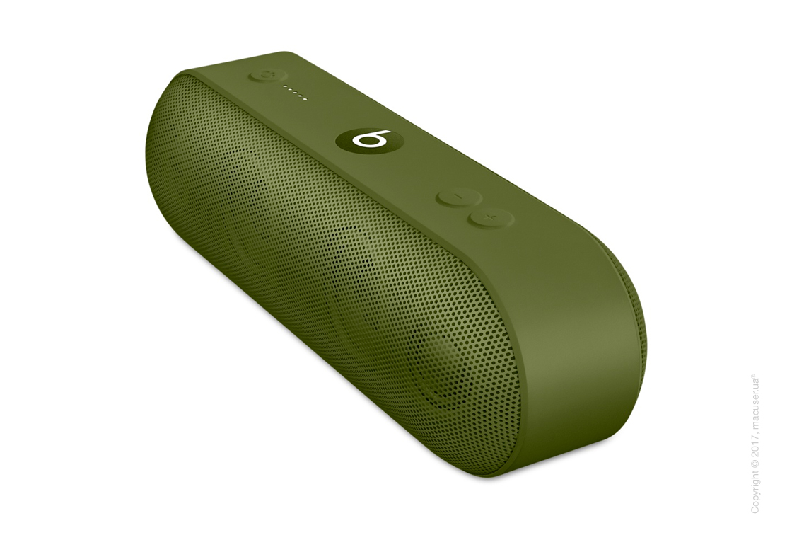 Портативная колонка Beats Pill+ Speaker - Neighborhood Collection - Turf Green