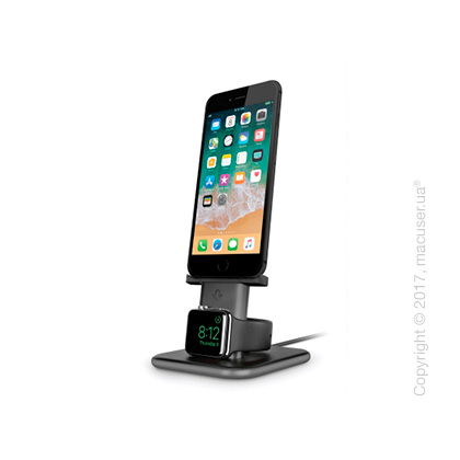 Док-станция Twelve South HiRise Duet for iPhone & Apple Watch