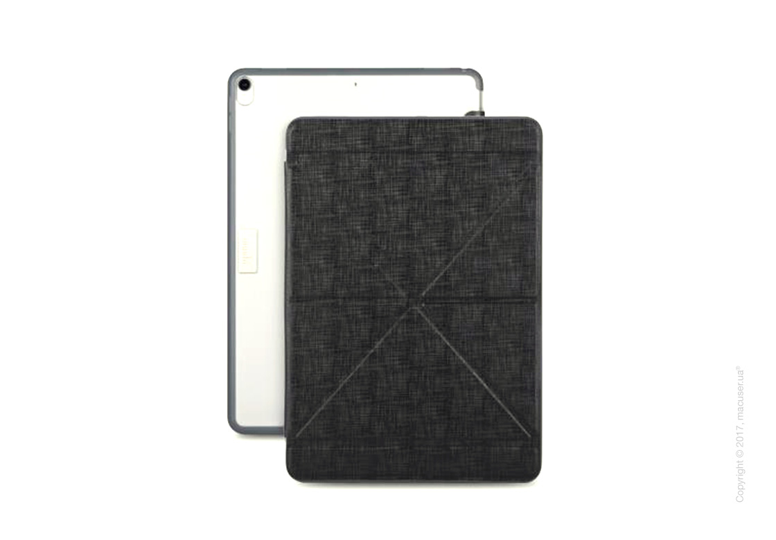 Чехол-книжка Moshi VersaCover Origami Case Metro Black for iPad Pro 10.5