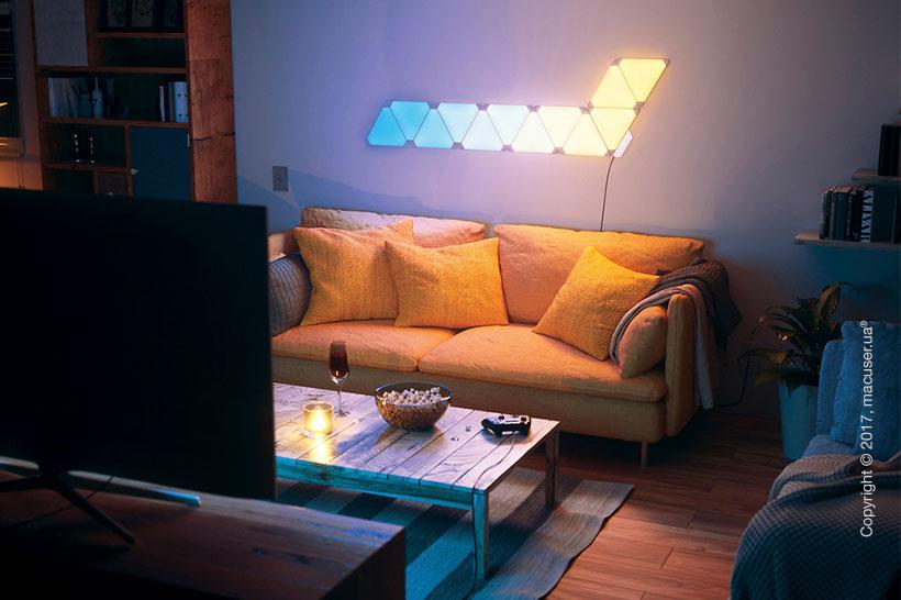 Расширение для LED светильника Nanoleaf Aurora NL22-0001TW-3PK Expansion Pack