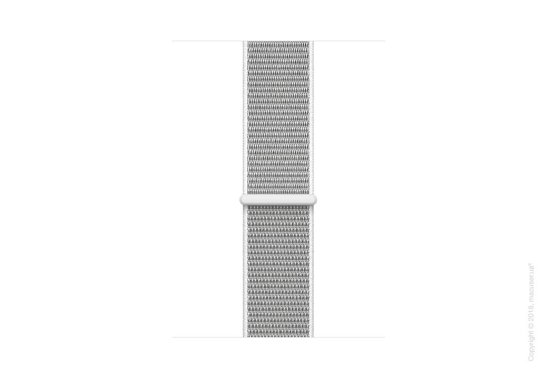 Спортивный браслет цвета «белая ракушка» 42 мм