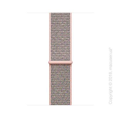 Спортивный браслет цвета «розовый песок» 42 мм