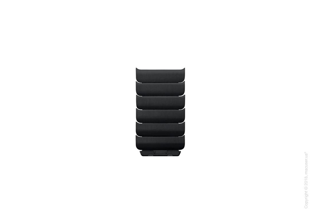 Комплект для блочного браслета цвета «чёрный космос» 42 мм