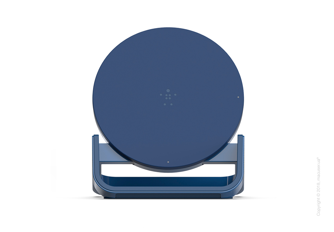 Belkin BOOST UP™ Wireless Charging Stand, Blue