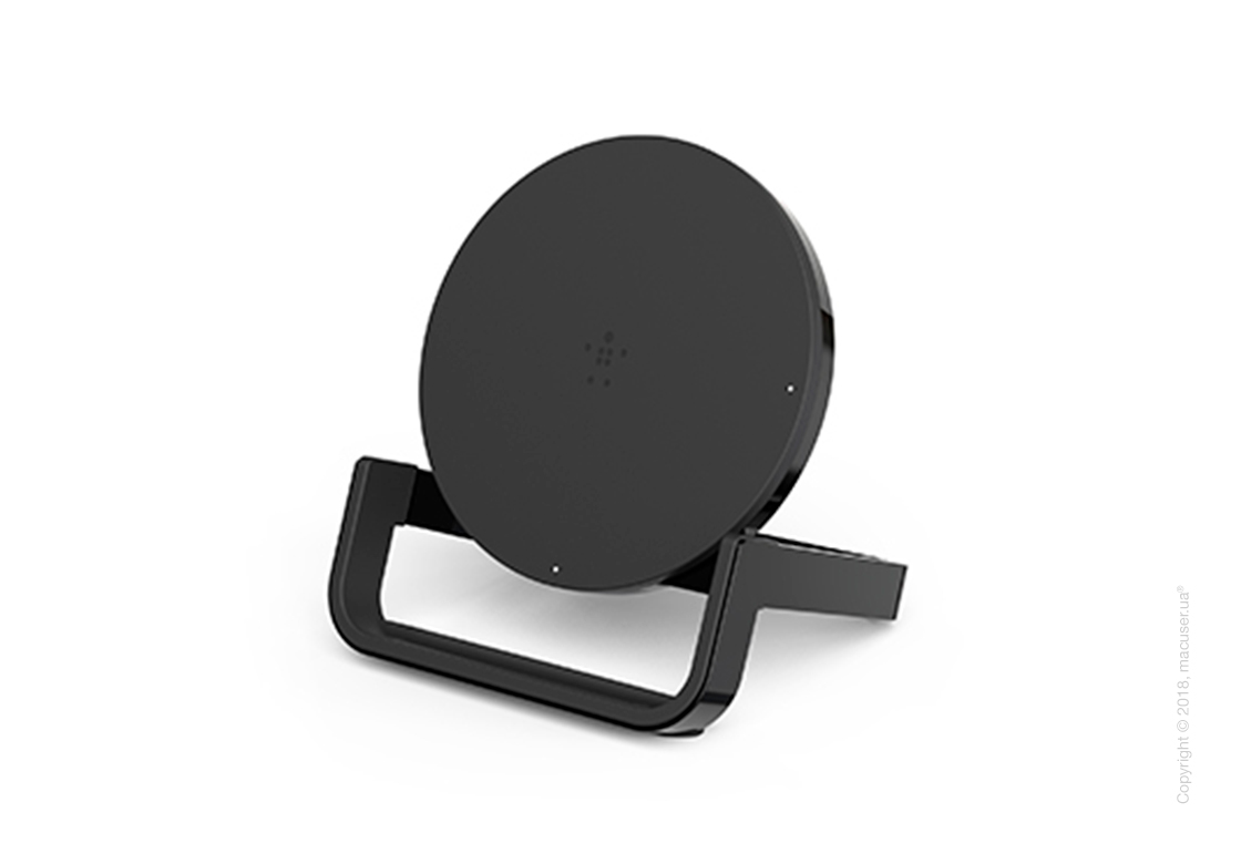 Belkin BOOST UP™ Wireless Charging Stand, Midnight