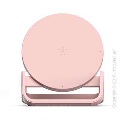 Belkin BOOST UP™ Wireless Charging Stand, Desert Pink