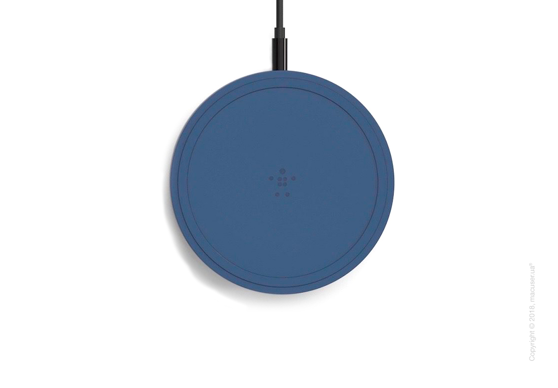 Belkin BOOST UP™ Bold Wireless Charging Pad, Waterfront Blue
