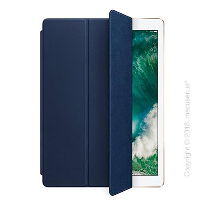 Чехол Leather Smart Cover, Midnight Blue для iPad Pro 12,9