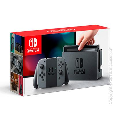Игровая консоль Nintendo Switch - Gray Joy-Con