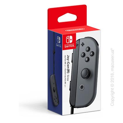 Игровой контроллер Nintendo Switch Joy-Con Gray (правый)