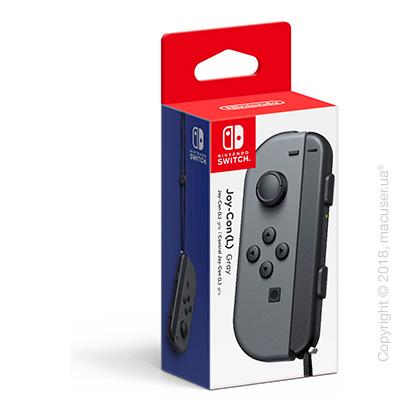 Игровой контроллер Nintendo Switch Joy-Con Gray (левый)