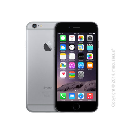 Apple iPhone 6 32GB, Space Gray