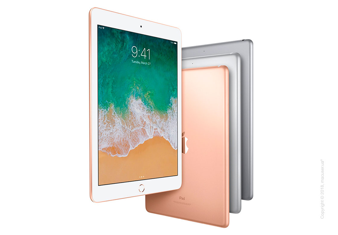 Apple iPad Wi-Fi 32GB, Silver
