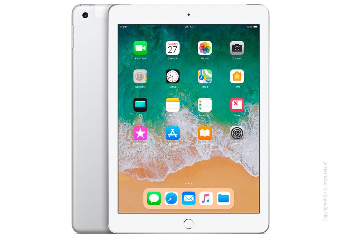 Apple iPad Wi-Fi + Cellular 32GB, Silver