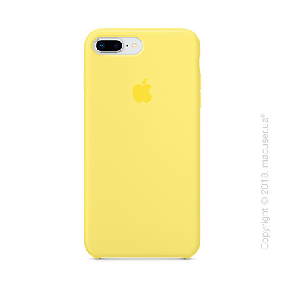 Чехол Apple iPhone 8 Plus/7 Plus  Silicone Case, Lemonade