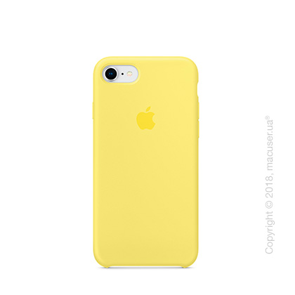 Чехол Apple iPhone 8/7 Silicone Case, Lemonade