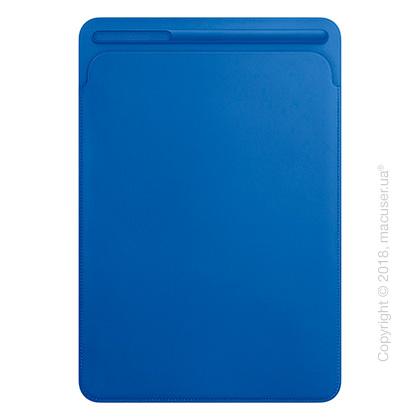 Кожаный чехол-футляр для iPad Pro 10,5 дюйма, Electric Blue New