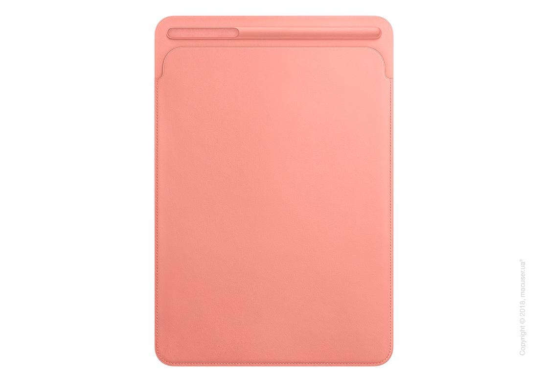 Кожаный чехол-футляр для iPad Pro 10,5 дюйма, Soft Pink New