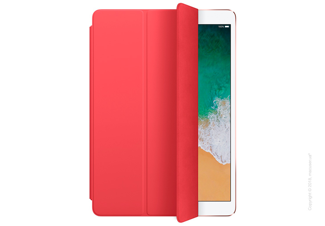 Чехол Smart Cover, Red Raspberry для iPad Pro 10,5 New