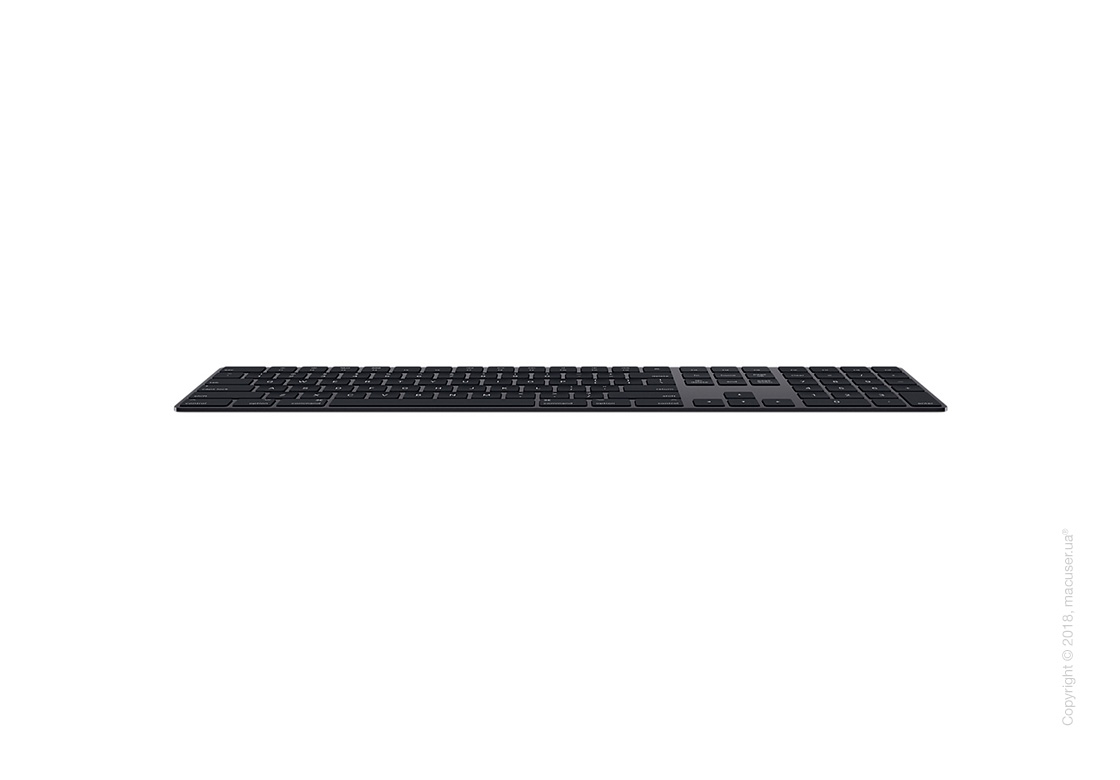 Apple Magic Keyboard with Numeric Keypad USA – Space Gray New