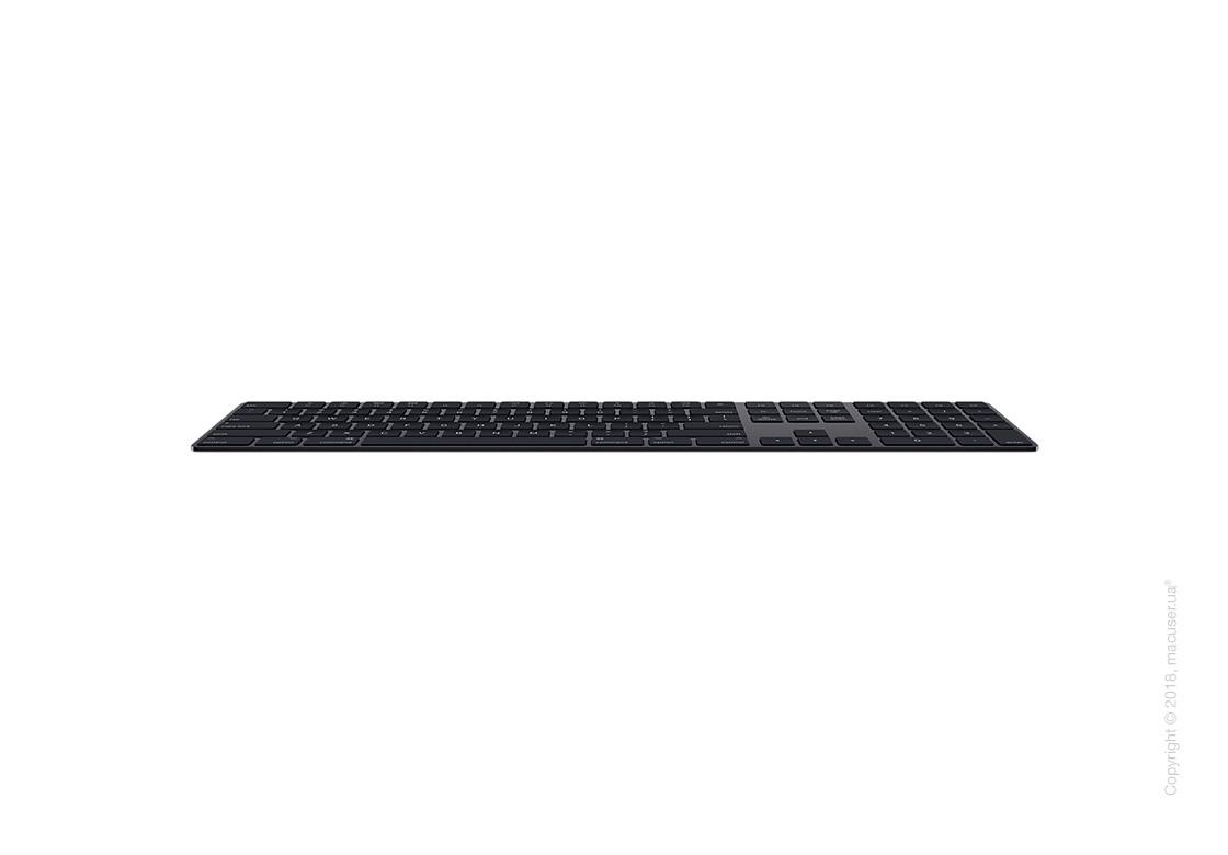 Apple Magic Keyboard with Numeric Keypad USA – Space Gray New