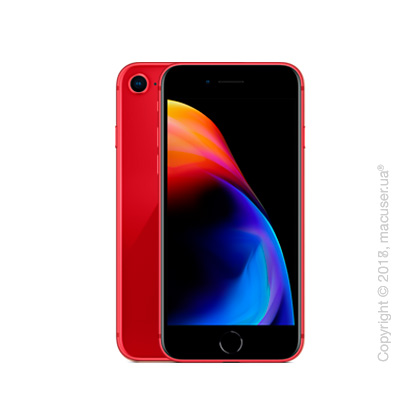 Apple iPhone 8 256GB, (PRODUCT)RED Special Edition